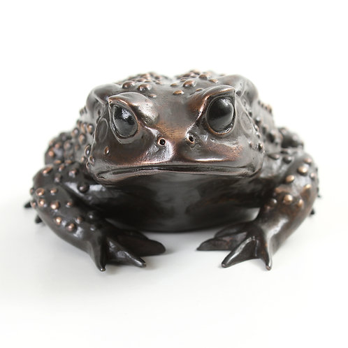 mrs toad - limited edition bronze