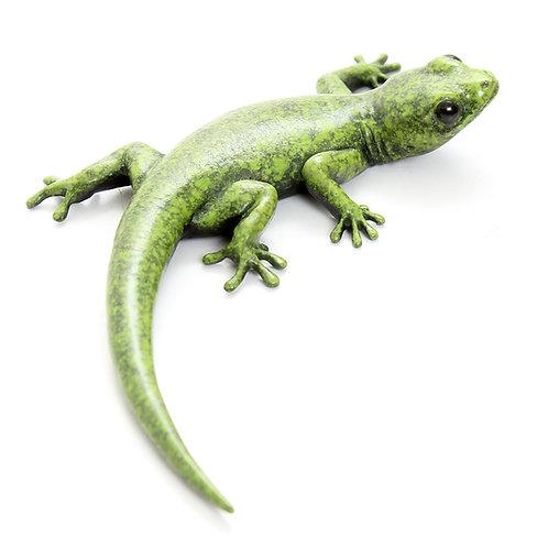 gecko - size 6 - bronze
