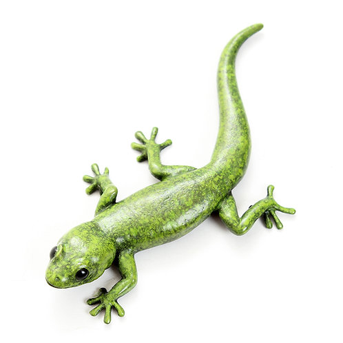 gecko - size 4 - bronze