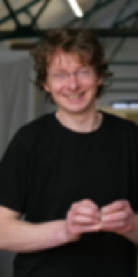 geckoman john noble-milner sculptor