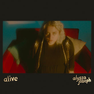 alive EP cover Alyssa Joseph