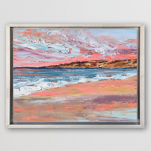 "La Jolla Sunrise, 16""x20"""
