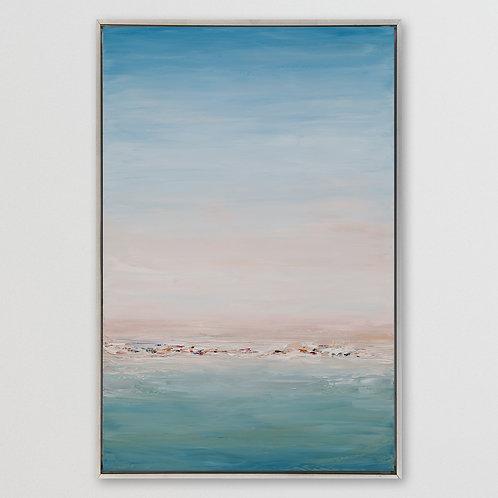 """Along the Shores, 36""""x24"""""""