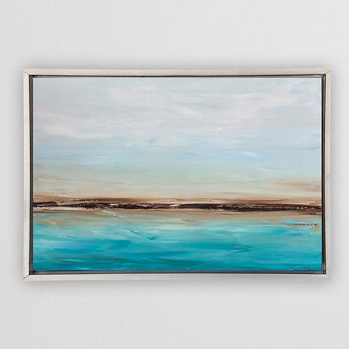 """Coastal Serenity, 24""""x36"""""""