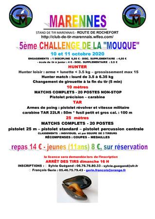 Challenge à Marennes