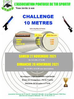 Challenge 10M à Pons