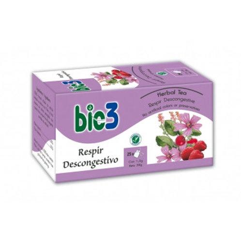 BIE3 RESPIR DESCONGESTIVO FUMADORES 25 Filtros
