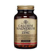 CALCIO Y MAGNESIO PLUS+ZINC 100 Comp