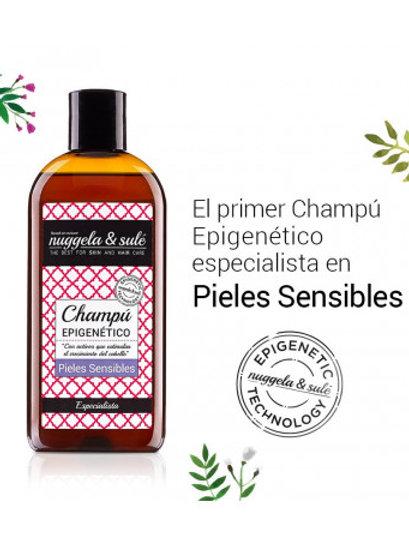 CHAMPU EPIGENETICO PIELES SENSIBLES 250 ml