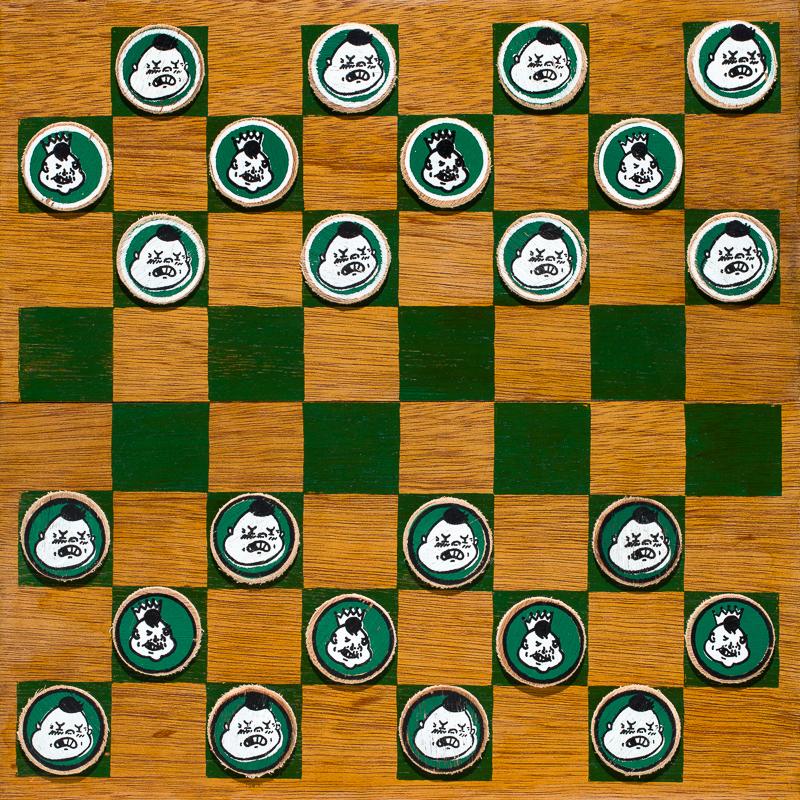 King Me Checkers