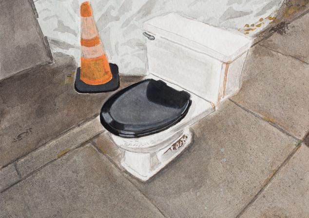 Free Toilet