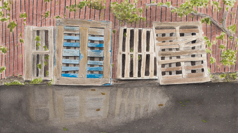 Pallets Free If Here