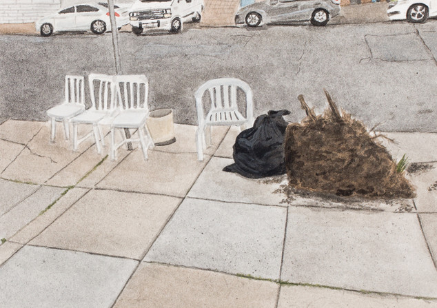 Dirt and Chairs