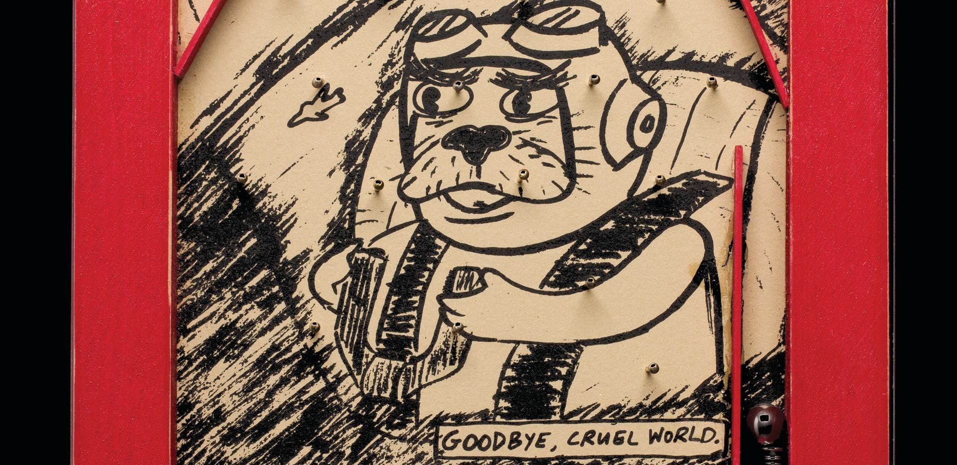 Space Dog Pinball