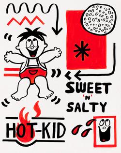 HOT KID Sweet n Salty
