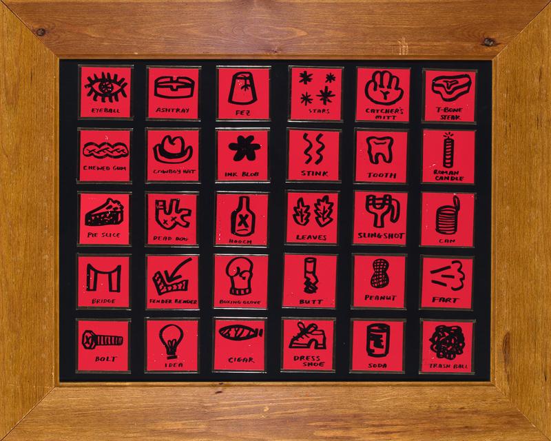 Rebus Shmebus Memory Game 1/2 Deck