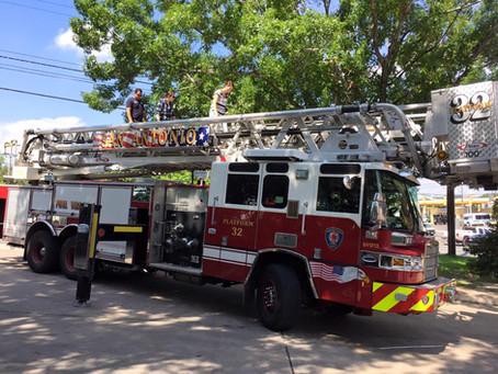 Thank you, San Antonio Firefighters & Ballistic Crossfit athletes!