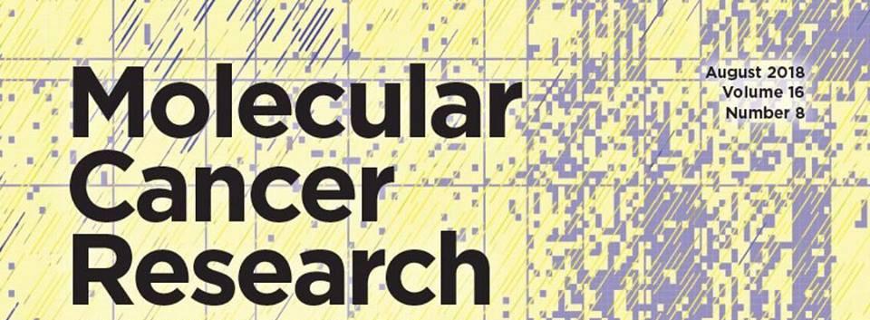 Molecular Cancer Res. cover
