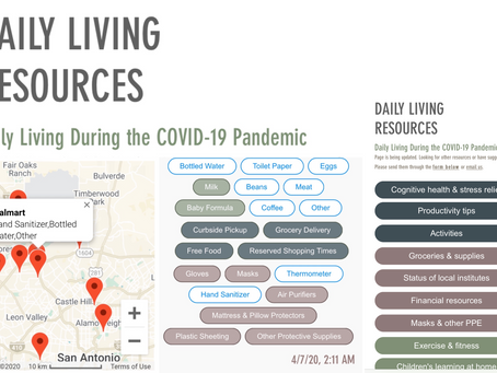 Cognitive Health & Daily Living Resources