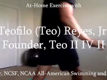 Exercise class videos posted