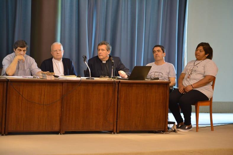 Les compartimos la alegria de haber participado el viernes en la Asamblea del Episcopado Argentino,