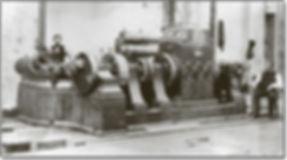 Edison's Jumbo Dynamo, 1882 (Direct Current Generator)