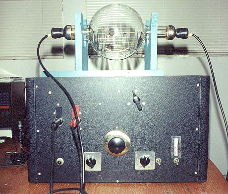 Rife ray-beam device