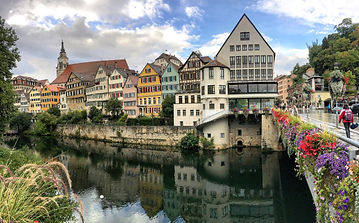 Dr. Voll graduated in medicine from the University of Tübingen, one of Germany's oldest and most famous universities.