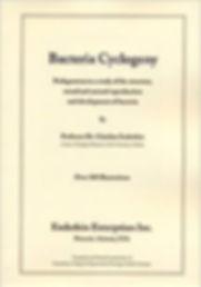 Bacteria Cyclogeny