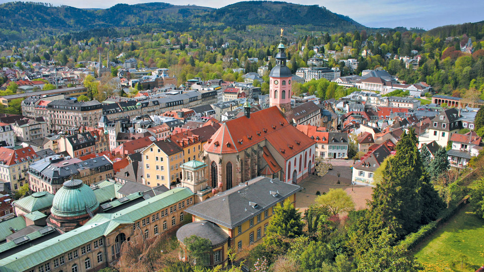 "52nd annual ""Medicine Week"" in Baden-Baden, Germany"