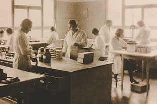 Dr. Ita Wegman in her Anthroposophic Clinic