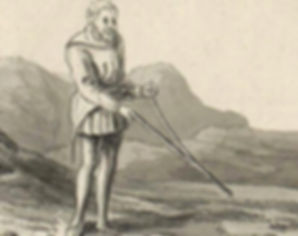 The use of dowsing rods or pendulums may date as far back as 7,000 years.