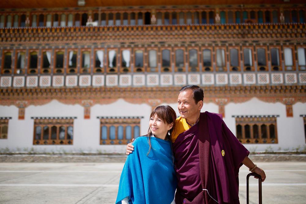 BRMI Advisor Kimchi Moyer appointed Emissary of Bhutan's Gross National Happiness Initiative