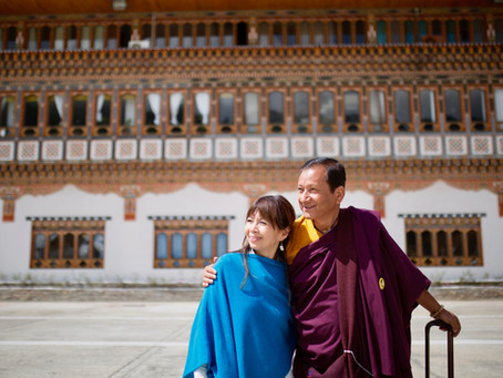 Kimchi Moyer appointed Emissary of the Gross National Happiness Initiative