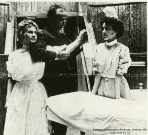 The ASO established a nursing program.