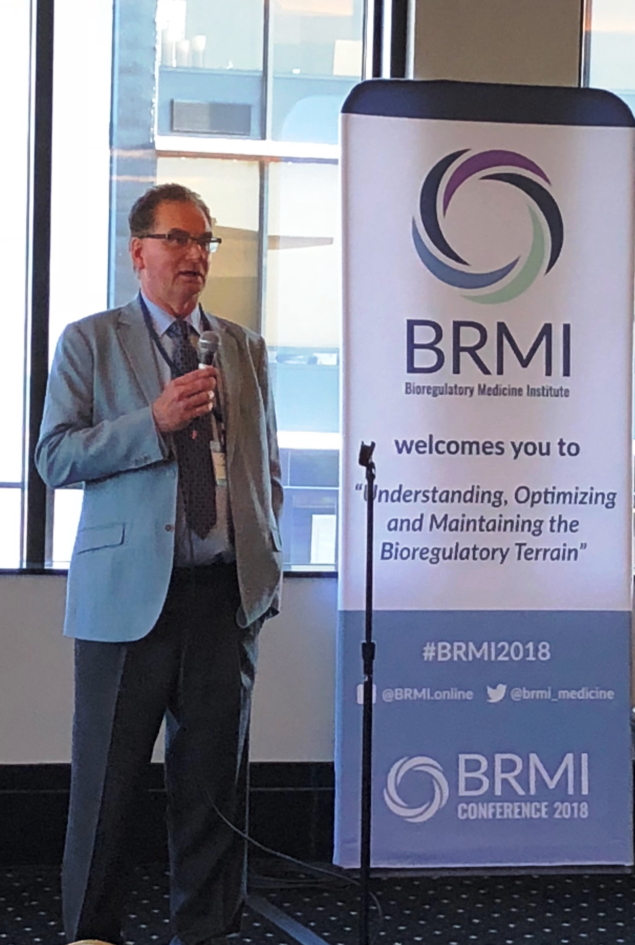 BRMI Medical Director James Odell.
