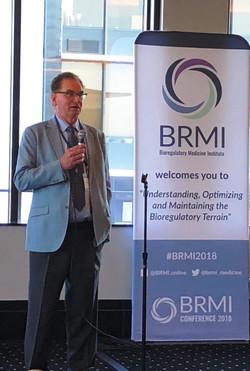 BRMI Medical Director James Odell.