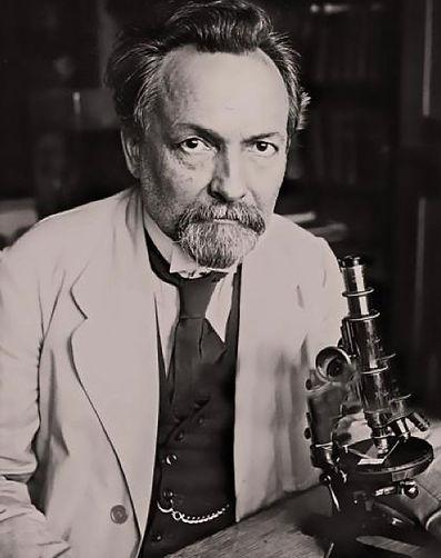 Professor Günther Enderlein (1872 - 1968)