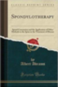 Spondylotherapy by Albert Abrams