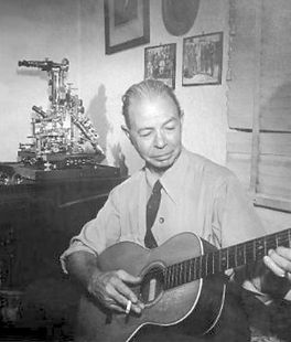 """Dr. Rife was also an accomplished musician, playing the French horn and the guitar. (He even built a 100-string """"guitar"""" type instrument.)"""