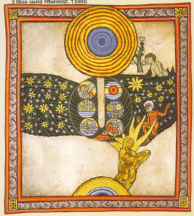 Hildegard of Bingen - Scivias