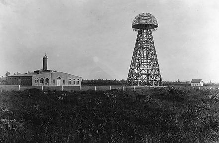 Wardenclyffe Tower (1902)