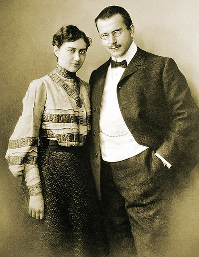 In 1955, Carl Jung's beloved wife Emma died.
