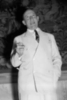 """Morris Fishbein -Secretary of the American Medical Association (1924-50) and Chief Editor of theJournal of the American Medical Association.His rise to power began by labeling natural healers (particularly Native American shamans, midwives, and chiropractors), as""""quacks"""" and members of an """"unscientific cult""""."""