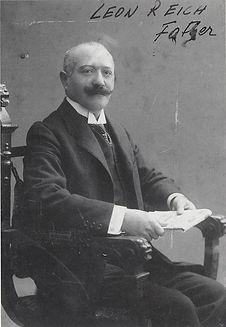 Wilhelm Reich's father, Leon Reich