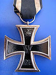 The Iron Cross is a former military dec
