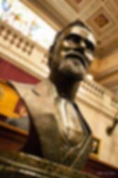 In 2013, Dr. Still was inducted into the Hall of Famous Missourians; a bronze bust of his likeness was erected in the Missouri State Capitol.