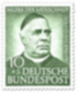 Kneipp stamp 1953