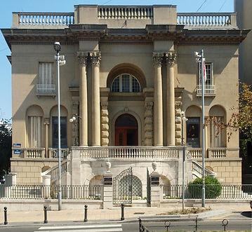 Nikola Tesla Museumin Belgrade, Serbia
