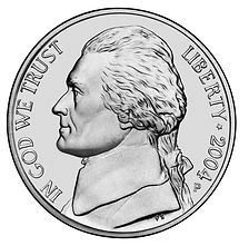 Despite their name, nickels are comprised of only 25% nickel; they are actually 75% copper.